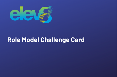 Role Model Challenge Cards
