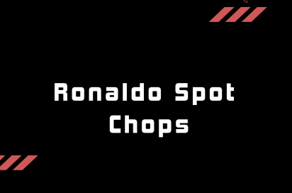Ronaldo Spot Chops