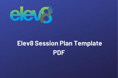 Elev8 Session Plan Template PDF